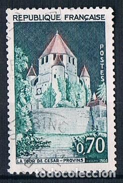 FRANCIA 1964 SELLO YVES 1392 USADO (Sellos - Extranjero - Europa - Francia)