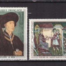 Francobolli: 1969 SELLO NUEVO YVERT 1586 AL 1588A ** NUEVO SIN CHARNELA, MNH. Lote 171611890