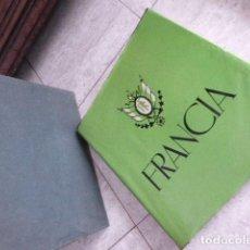 Sellos: ALBUM DE SELLOS DE FRANCIA. CAFISA. 1933 - 1961. TODOS LOS QUE APARECEN EN LAS FOTOS.. Lote 171804967