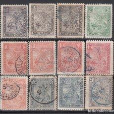 Sellos: COLONIA FRANCESAS, MADAGASCAR, 1903 LOTE DE SELLOS . Lote 174031832