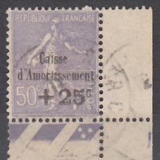 Sellos: FRANCIA, 1931 YVERT Nº 276. Lote 175725287