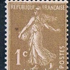 Sellos: FRANCIA 1933 YVES 277A SELLO MH* NUEVO CON CHARNELA. Lote 176389348