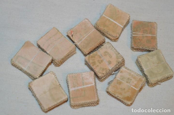 Sellos: Oportunidad sobre 1000 Sellos antiguos de FRANCIA - Pastillas de 100 - ¡MIRA! - Foto 9 - 176823589