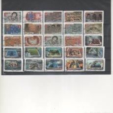 Sellos: FRANCIA- CONJUNTO SELLOS Y SERIES USADOS Nº4 (SEGÚN FOTO) . Lote 178602650