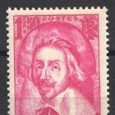 Sellos: FRANCIA, 1935 YVERT Nº 305 /**/, CARDENAL RICHELIEU, SIN FIJASELLOS . Lote 179178087