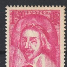 Sellos: FRANCIA, 1935 YVERT Nº 305 /**/, CARDENAL RICHELIEU, SIN FIJASELLOS. Lote 179183541