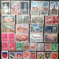 Sellos: FRANCIA FRANCE 50 SELLOS USADOS FR-09. Lote 180454847
