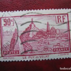 Sellos: -FRANCIA 1933, YVERT 290. Lote 182301330