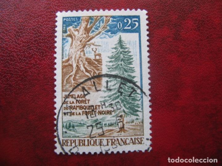 -FRANCIA 1968, YVERT 1561 (Sellos - Extranjero - Europa - Francia)