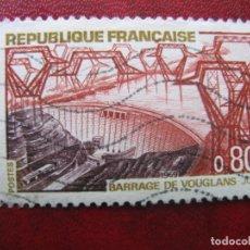 Sellos: -FRANCIA 1969, TURISMO, YVERT 1583. Lote 182665465