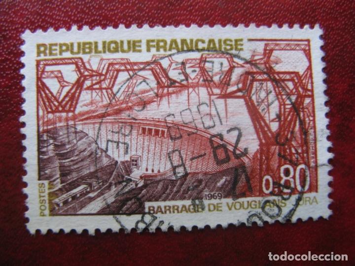 -FRANCIA 1969, TURISMO, YVERT 1583 (Sellos - Extranjero - Europa - Francia)