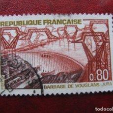 Sellos: -FRANCIA 1969, TURISMO, YVERT 1583. Lote 182665572