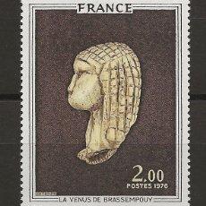 Sellos: R18/ FRANCIA 1976, Y&T 1868 MNH**. Lote 183002440