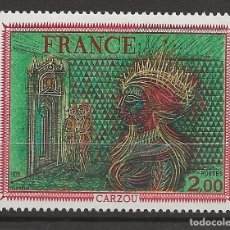 Sellos: R18/ FRANCIA 1976, Y&T 1900, MNH**. Lote 183194656