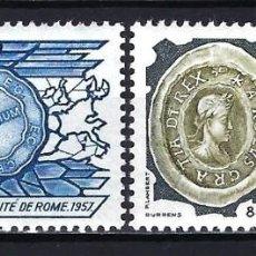 Sellos: 1982 FRANCIA YVERT 2207/2208 EUROPA CEPT - NUEVOS MNH** . Lote 183507895