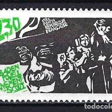 Sellos: 1982 FRANCIA YVERT 2201 75 ANIVERSARIO MOVIMIENTO BOY SCOUTS - NUEVO MNH** . Lote 183507988