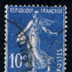 Sellos: SELLO FRANCIA // Y&T 279 // 1932-37 ... USADO. Lote 186100666