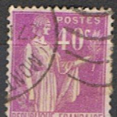 Sellos: SELLO FRANCIA // Y&T 281 // 1933-37. Lote 186100946
