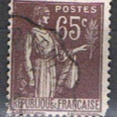 Sellos: SELLO FRANCIA // Y&T 284 // 1933-37. Lote 186101192