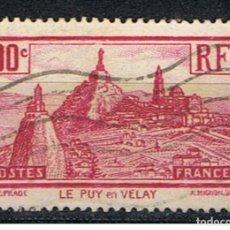 Sellos: SELLO FRANCIA // Y&T 290 // 1933. Lote 186101685