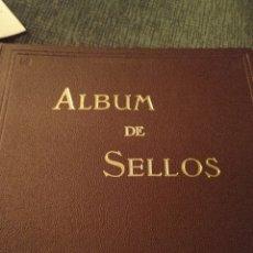 Sellos: ALBUM DE 893 SELLOS FRANCESES DE 1949 A 1975. Lote 186347985