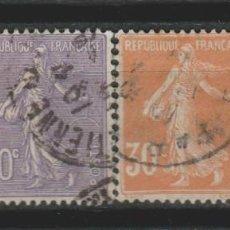 Sellos: LOTE H SELLOS FRANCIA . Lote 189344808