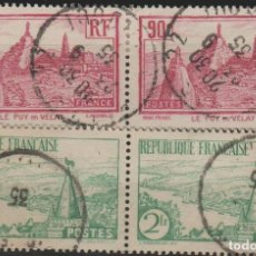 Sellos: LOTE H SELLOS FRANCIA . Lote 189345081