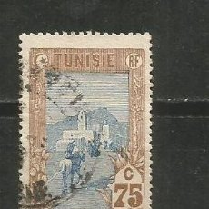 Francobolli: TUNEZ 1906 PAQUETES POSTALES YVERT NUM. 7 USADO. Lote 190753545