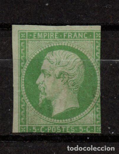 FRANCIA 12* - AÑO 1854 - NAPOLEON III (Sellos - Extranjero - Europa - Francia)