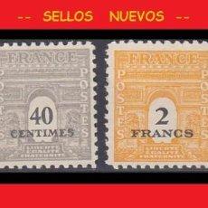 Sellos: LOTE SELLOS NUEVOS - FRANCIA - AHORRA GASTOS COMPRA MAS SELLOS. Lote 191651616