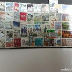 Selos: FRANCIA 50 SELLOS DIFERENTES F.G. USADOS. Lote 192649417