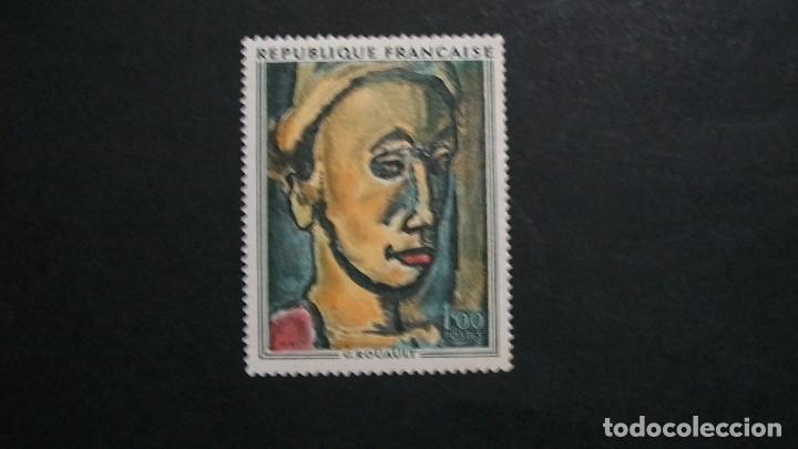 /16.02/-FRANCIA-1971-1,00 FR. Y&T 1643 EN NUEVO**(MNH) (Sellos - Extranjero - Europa - Francia)