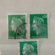 Sellos: 1967 FRANCIA. Lote 198706795