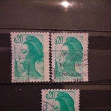 Sellos: 1982 FRANCIA. Lote 198766765