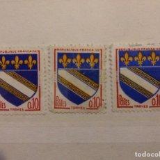 Sellos: 1962 FRANCIA. Lote 198853917