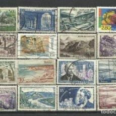Francobolli: FRANCIA LOTE SELLOS USADOS. Lote 198926135