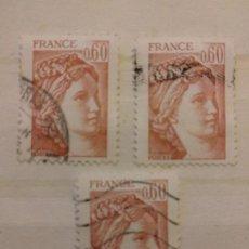 Sellos: 1981 FRANCIA. Lote 198961417
