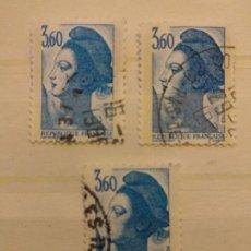Sellos: 1987 FRANCIA. Lote 198961488