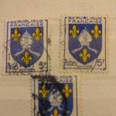 Sellos: 1954 FRANCIA. Lote 198961723