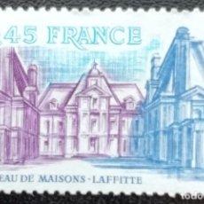 Sellos: 1979. FRANCIA. 2064. TURISMO. CASTILLO DE MAISON-LAFFITTE. NUEVO.. Lote 199672916