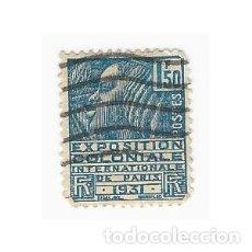 Sellos: SELLO FRANCIA 1931 EXPOSITION COLONIALE INTERNATIONAL DE PARIS 1 50. Lote 204809820