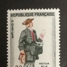 Sellos: FRANCIA N°1285 MNH (FOTOGRAFÍA REAL). Lote 205190511