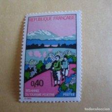 Sellos: FRANCIA 1972 YVERT Nº 1723**, TURISMO. Lote 206342472