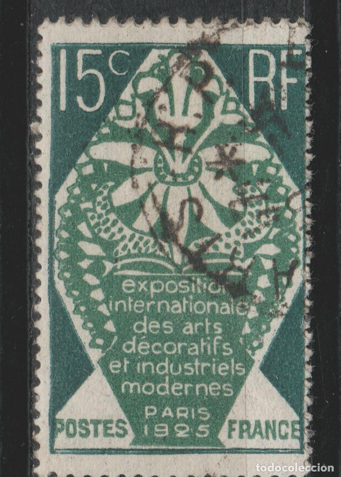LOTE (13) SELLO FRANCIA 1924 (Sellos - Extranjero - Europa - Francia)