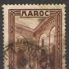 Sellos: MARRUECOS FRANCES // YVERT 143 // 1933-34 ... USADO. Lote 206810928