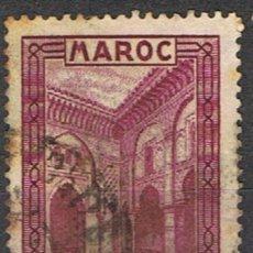 Sellos: MARRUECOS FRANCES // YVERT 141 // 1933-34 ... USADO. Lote 206811061