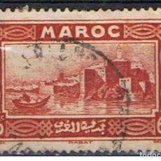 Sellos: MARRUECOS FRANCES // YVERT 140 // 1933-34 ... USADO. Lote 206811163