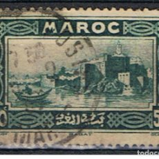 Sellos: MARRUECOS FRANCES // YVERT 139 // 1933-34 ... USADO. Lote 206811305