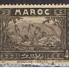 Sellos: MARRUECOS FRANCES // YVERT 137 // 1933-34 ... USADO. Lote 206811473