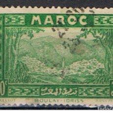 Sellos: MARRUECOS FRANCES // YVERT 136 // 1933-34 ... USADO. Lote 206811716